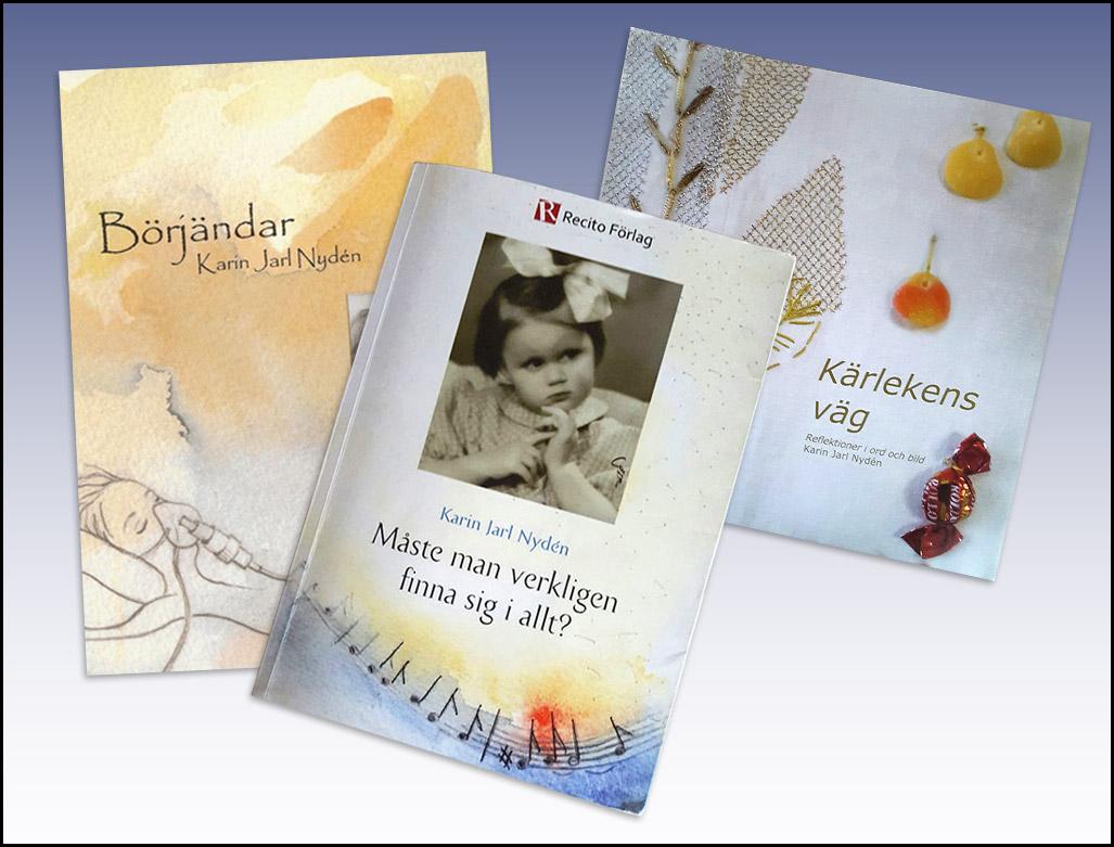 Andra böcker som Karin Jarl
