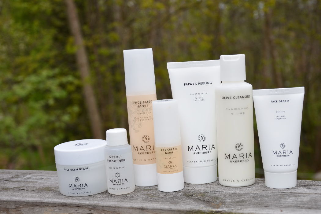natural skin care against